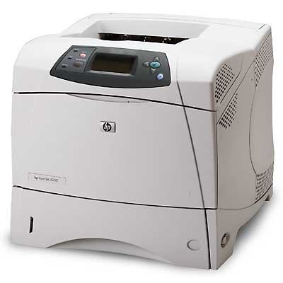 HP LaserJet 4200 Printer - Q2425A
