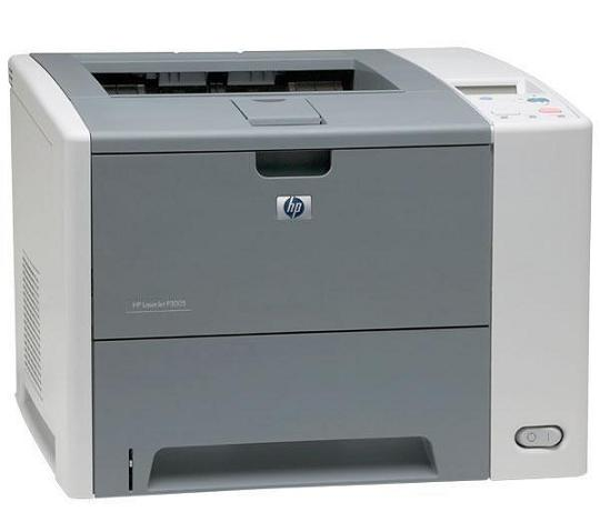 HP LaserJet P3005N Network Laser Printer
